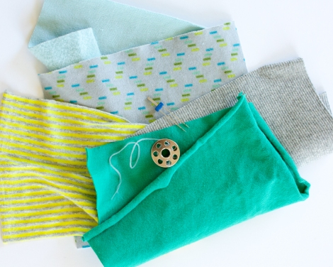 SKILL BUILDING WORKSHOP: SEWING KNITS